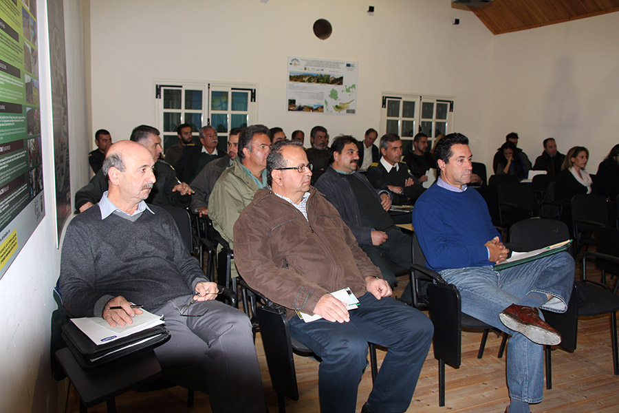 "Two – day Seminar on ""Biodiversity Conservation in Restoration of Mines and Quarries in Cyprus"""
